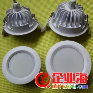 游泳馆防水筒灯外壳套件工厂直供-- 深圳市拓普绿色科技有限公司