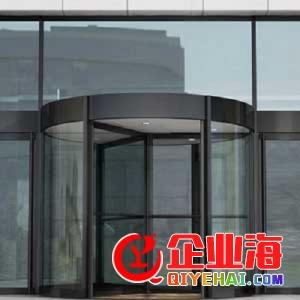 無錫 旋轉門寬敞又格調高 堪稱建筑物的點睛之筆-- 無錫達鑫隔墻屏風有限公司