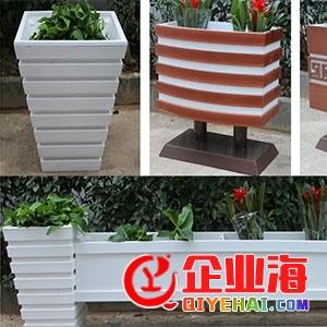 河南塑木花箱厂家,道路花箱,户外花箱,各式花箱-- 河南美特盛新材料科技有限公司