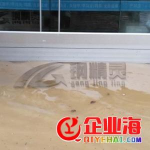 湖北新型防汛挡水板 防汛挡水墙规格 不锈钢挡板湖北厂-- 钢精灵智能科技(武汉)有限公司