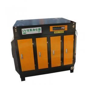 光氧催化设备_UV废气光解设备_有机废