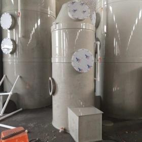喷淋塔热卖PP喷淋塔环保成套设备废气